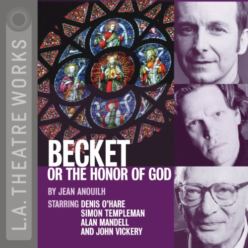 Becket or the Honor of God  Audiolibri