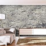 murando - XXXL Fototapete 600x280 cm - Größe Format 6m - Vlies Tapete - Moderne Wanddeko - Design Tapete - Beton f-A-0547-x-f