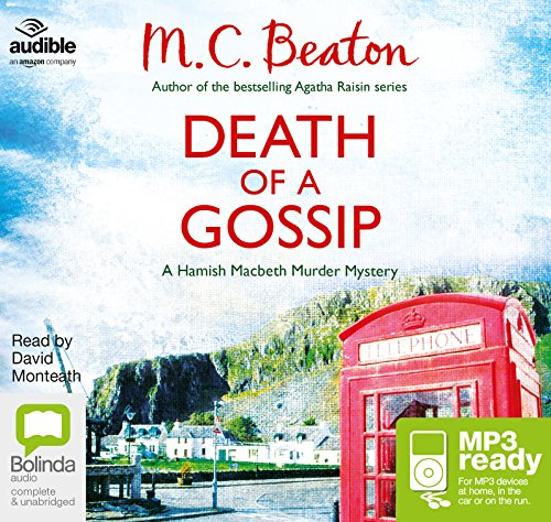 Death of a Gossip (A Hamish Macbeth Murder Mystery (1))