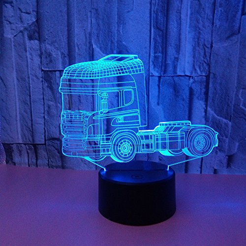 Kreative Nachtlicht Acryl Acryl Usb 3D Lampe Luminaria De Mesa Powerbank Led Usb Leuchten Kinder Lampe