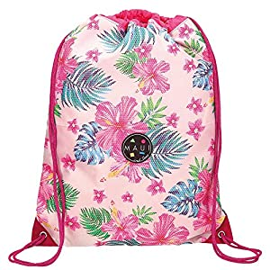 Maui and Sons Lice Aloha Mochila Infantil, 44 cm, 0.77 litros, Multicolor