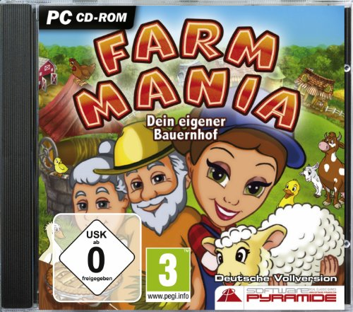 ak tronic Farm Mania [Software Pyramide]