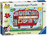 Ravensburger UK 5533 Rachel Ellen Animal Express GIANT FLOOR PUZZLE