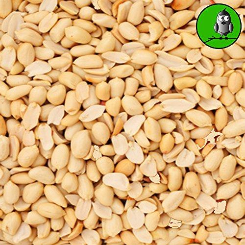 25 KG Erdnusssplits blanchierte Erdnüsse Splits beste Qualität