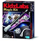 MAGIC Kit con 12 trucchi magici. Diventa un vero prestigiatore. 4M