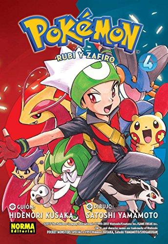 Pokemon 12. Rubí y Zafiro 04.