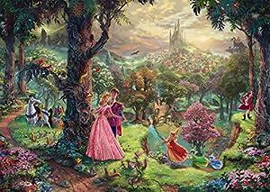 "Schmidt Spiele 59474 ""Disney: Sleeping beauty"" Puzzle (1000-Piece)"