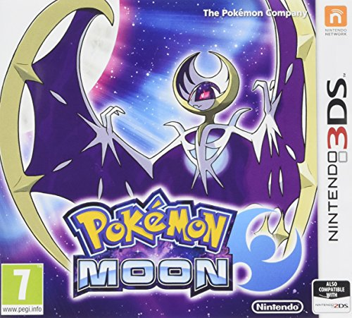 3Ds Pokemon Moon (Eu)