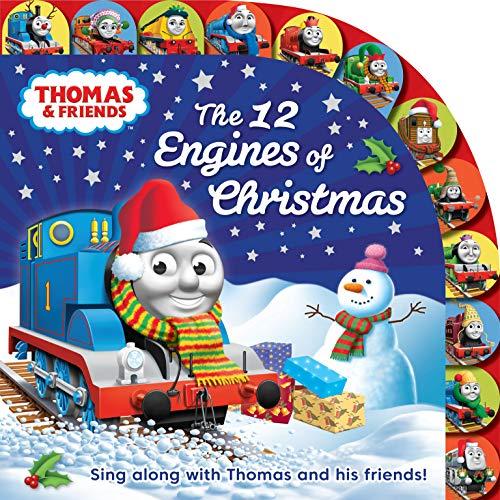 Thomas & Friends: The 12 Engines of Christmas por Egmont Publishing UK