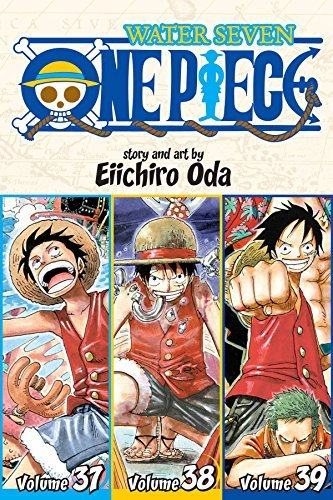 One Piece: Water Seven 37-38-39, Vol. 13 (Omnibus Edition) (One Piece (Omnibus Edition)) by Eiichiro Oda (2015-09-01) (One Piece Vol 39)