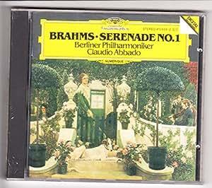 Brahms-Abbado -Serenade N 1