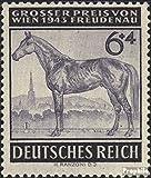 Deutsches Reich 857 1943 Preis von Wien (Briefmarken für Sammler)