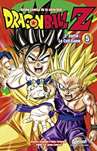 Dragon Ball Z Edition simple Cycle 5 - Cell Game - Tome 5