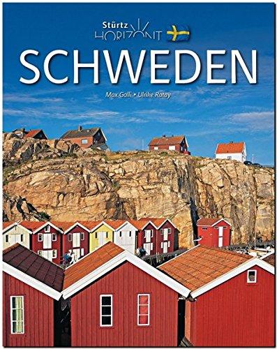 Horizont SCHWEDEN - 160 Seiten Bildband mit über 270 Bildern - STÜRTZ Verlag