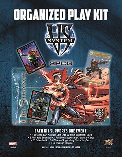 Upper Deck VS System: 2PCG Organized Play Kit #1 (EN)