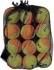 Étape 2et 3Orange Junior S Pro Balles de tennis de transition