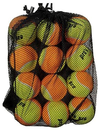 und 3Orange Junior Übergang Tennisbälle ()