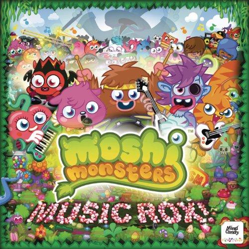 Moshi Monsters/The Missy Kix Dance