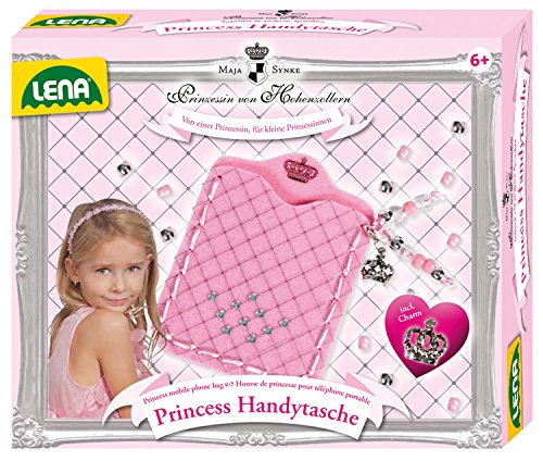 Preisvergleich Produktbild Lena 42640 - Princess Handytasche