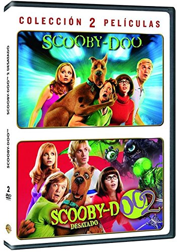 Scooby-Doo - Parte 1 + Parte 2 [DVD]