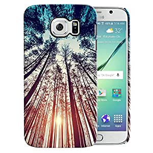 Theskinmantra Nature Back Cover for Samsung Galaxy S6