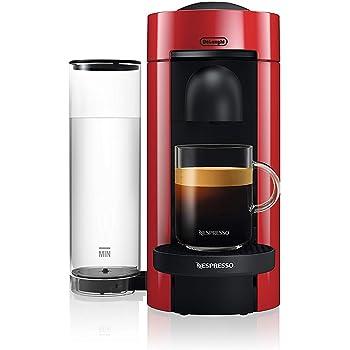 DeLonghi Nespresso Vertuo ENV 150.R Independiente Totalmente automática Máquina espresso 1.1L Rojo -
