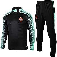 NO/A Mens Autumn Winter Packwork Print Sweatshirt Top Pants Sets Sport Suit Tracksuit Casual Sweat Suit & UK in Stock