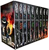 Skulduggery Pleasant Series 1 To 3 Collection By Derek Landy 9 Books Set