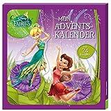 Disney Fairies - Mein Adventskalender: Mit 24 Büchlein