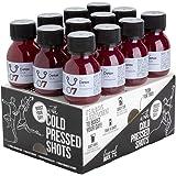DrDetoxBox No 7 Extracto de Zumo de Granada, la Alternativa a las Bebidas Energeticas, 60ml (caja con 12)