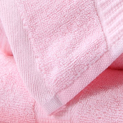 fibra di bambù asciugamani tre insiemi di spessore assorbimento acqua naturale ( Colore : 7 ) 8