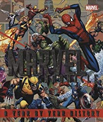 Marvel Chronicle by Tom DeFalco (2008-11-01)