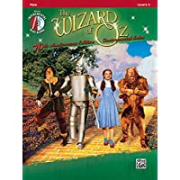 The Wizard of Oz Instrumental Solos: Flute Level 2-3