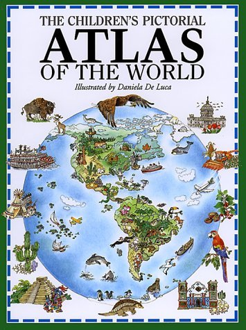 The Children's Pictorial Atlas of the World by Alison Cooper (1998-09-01)