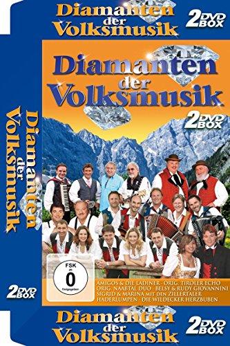 Diamanten der Volksmusik - Folge 1 + 2 [2 DVDs] 2 Duo-dvd