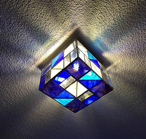 lampara-de-techo-en-vidrio