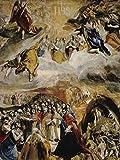 Lais Puzzle El Greco - allegoria della Vittoria a Lepanto 500 Pezzi
