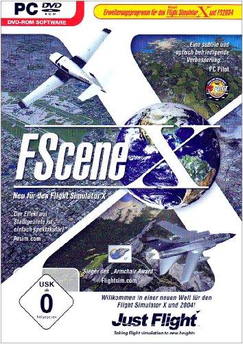 Flight Simulator X - FScene X (Add-on)