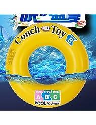 La natación inflable de la piscina debe tener el anillo de alta calidad de la natación de la cáscara de la piscina , shell 70cm mixed color 150 g