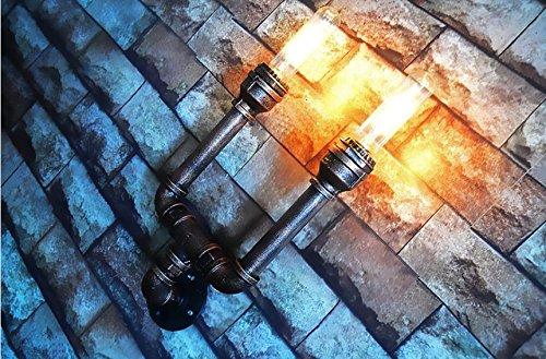 LED-Wandleuchte Handgefertigte europäischen Stil schmiedeeisernen Wasser Netz Licht Fotografie Hintergrund Beleuchtung Bar Hotel Lichter