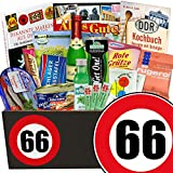 66. Geburtstag | DDR Paket | mit Schlagersüßtafel, Rotkäppchen Sekt uvm | DIE Spezialitätenbox