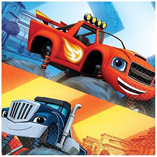 blaze-and-the-monster-machines-servilletas-pack-de-20-unidades-amscan-9901355