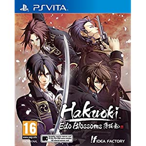 Idea Factory – Hakuoki: Edo Blossoms (ITALIAN) /Vita (1 Games)