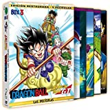 Dragon Ball. Las Películas Box 3