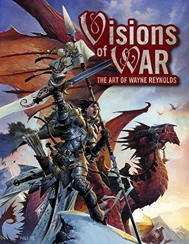 Visions of WAR: The Art of Wayne Reynolds por Wayne Reynolds