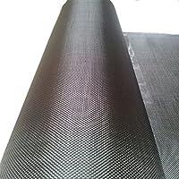 Sans marque, générique Caractéristiques Fibre: 100% super fibre de carbone 3 K import Résistance à la traction: 3530 MPa (360 kgf/mm²) Module rupture: 230 GPA (23500 kgf/mm²) Allongement: 1,5% Densité: 1,76 g/cm3 Poids: 200 g/m², 5% plus ou moi...