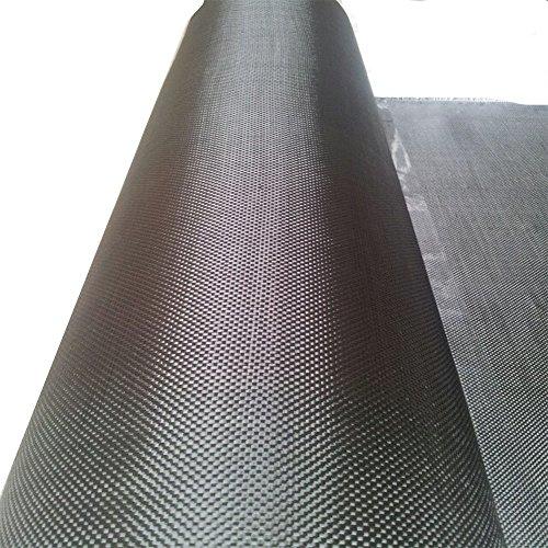 Preisvergleich Produktbild DIY 200g 1X1M 3K Carbon Tuch Stoff Carbon Fiber Origin Schwarz
