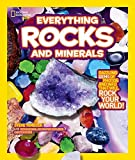 National Geographic Kids Everything Rocks and Minerals: Dazzling gems of photos and info that will rock your world by Steve Tomecek (2011-10-11)