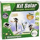 Science4you - Kit solar 6 en 1