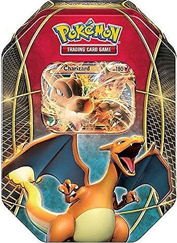 Pokemon XY - 2014 Dracaufeu EX Tin - POK12919.CHARIZARD [import anglais]